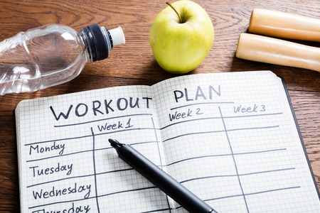 The Ultimate 4 Week Training Routine